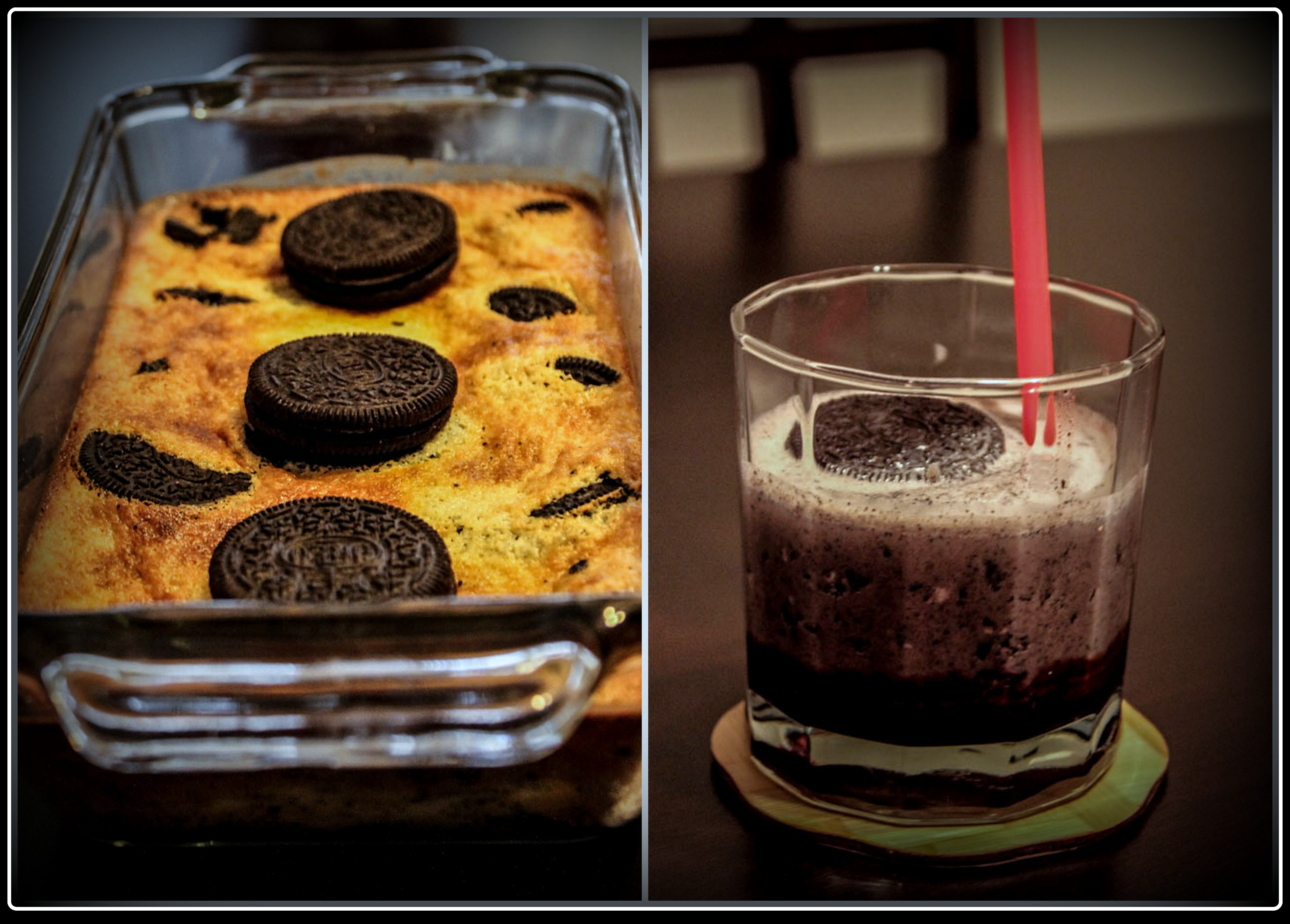 oreo cheesecake and oreo milkshake recipe