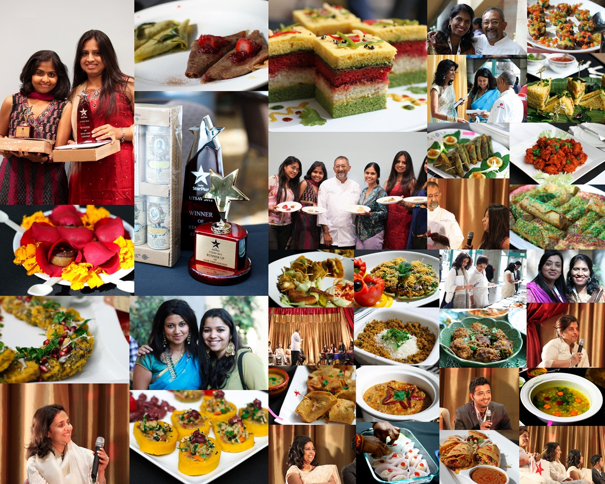 Star Chef Contest- WomenNow Utsav 2012