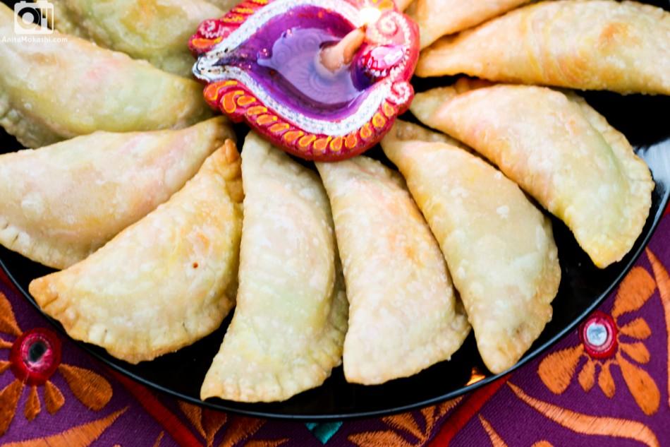 Karanji Recipe