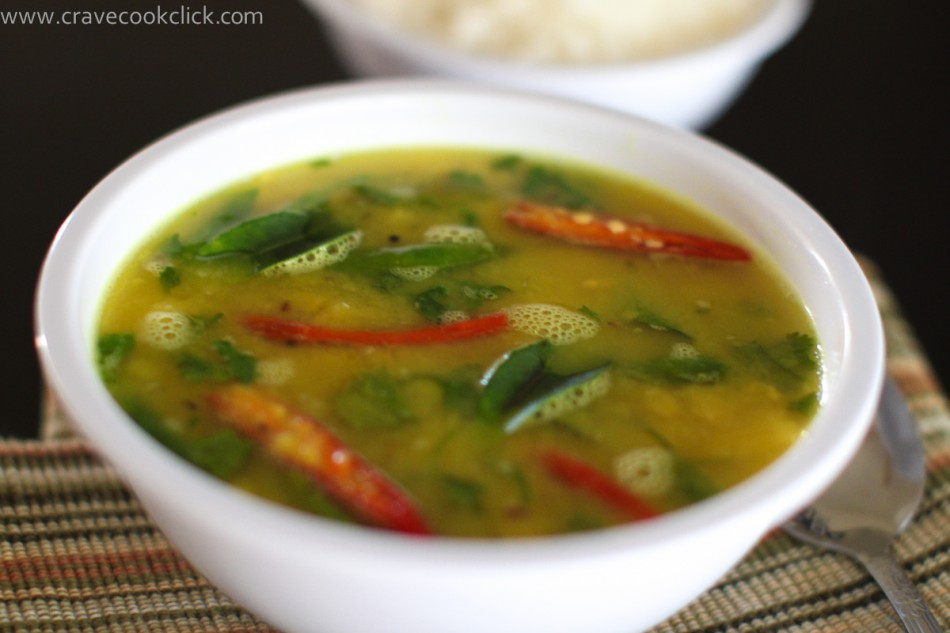 Yellow Dal Recipe
