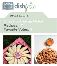Visit cravecookclick on dishfolio.com