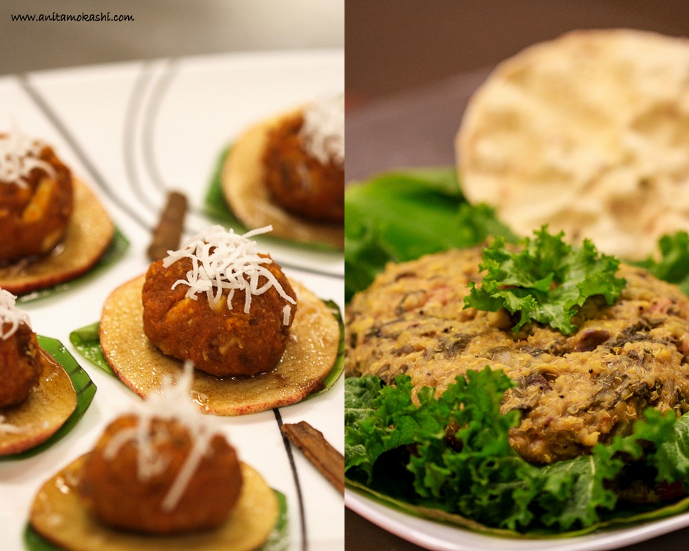 Quinoa Bisibelabhat & Sweet Potato Delight Recipe