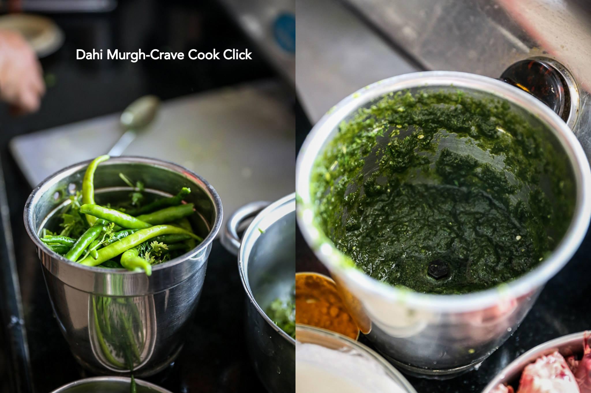 Dahi Murgh-Crave Cook Click