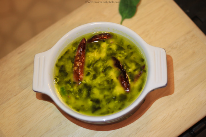 Palak Dal Recipe
