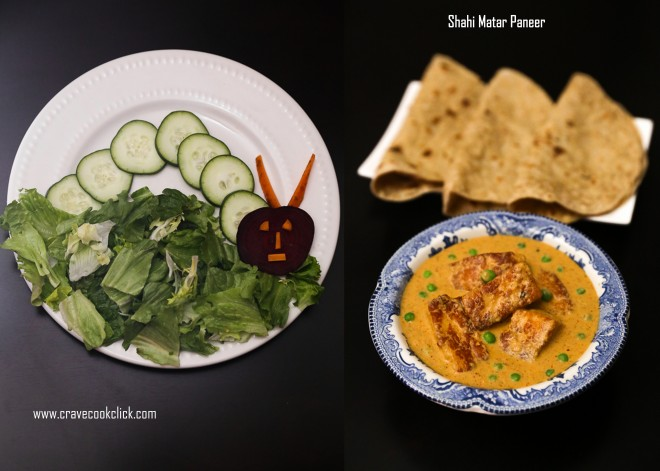 Shahi Matar Paneer Recipe/How to make Shahi Matar Paneer