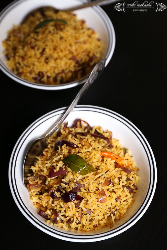 Phodnicha  Bhaat Recipe