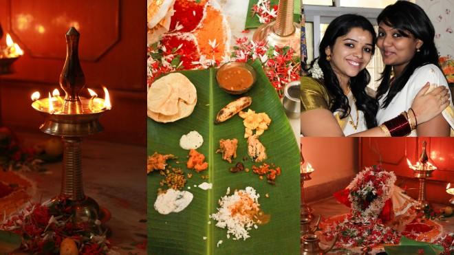 Vishu Celebrations