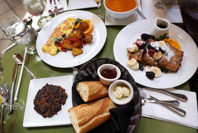 Cafe Brioche, Palo Alto-Restaurant Review
