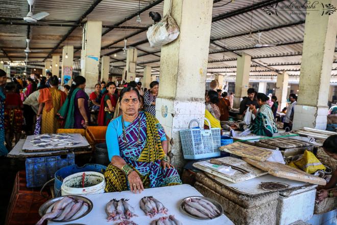 Mumbai Fish MarketMumbai Fish Market