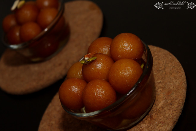 Gulab Jamun with Skimmed Milk Powder Recipe/How to make Gulab Jamun
