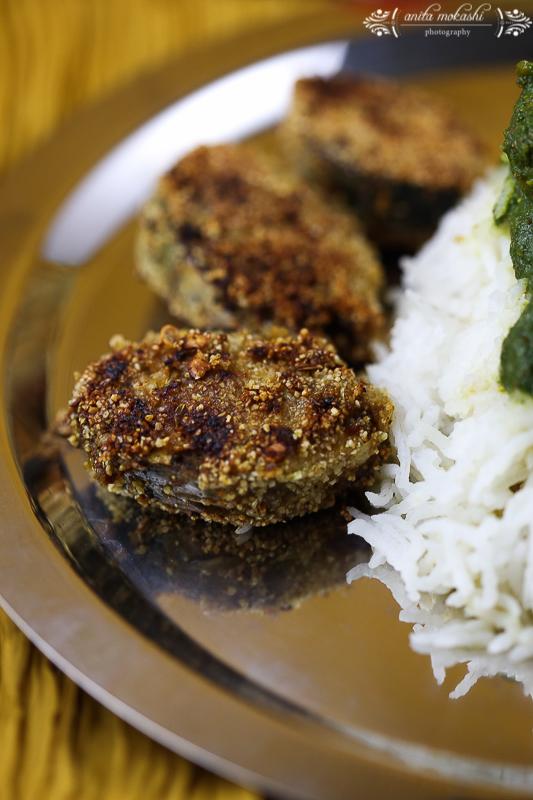 IMG 9552 Green Prawns Curry with Bangda Fry Recipe/How to make green prawns