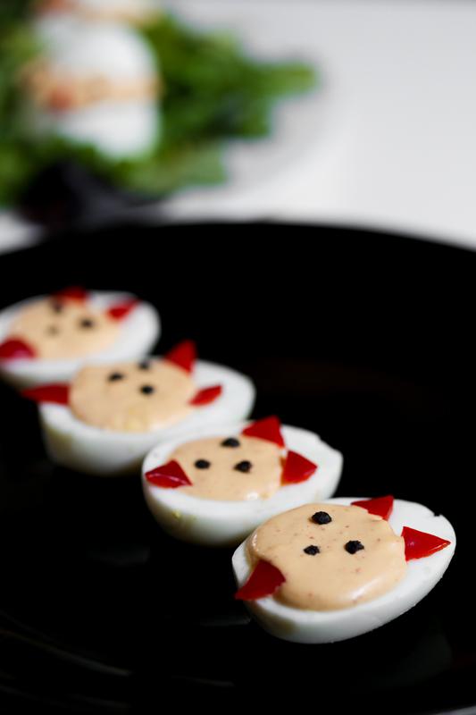 Devil Eggs Easter Recipe
