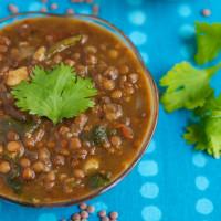 Whole Masoor Dal Recipe/How to Make Masoor Dal