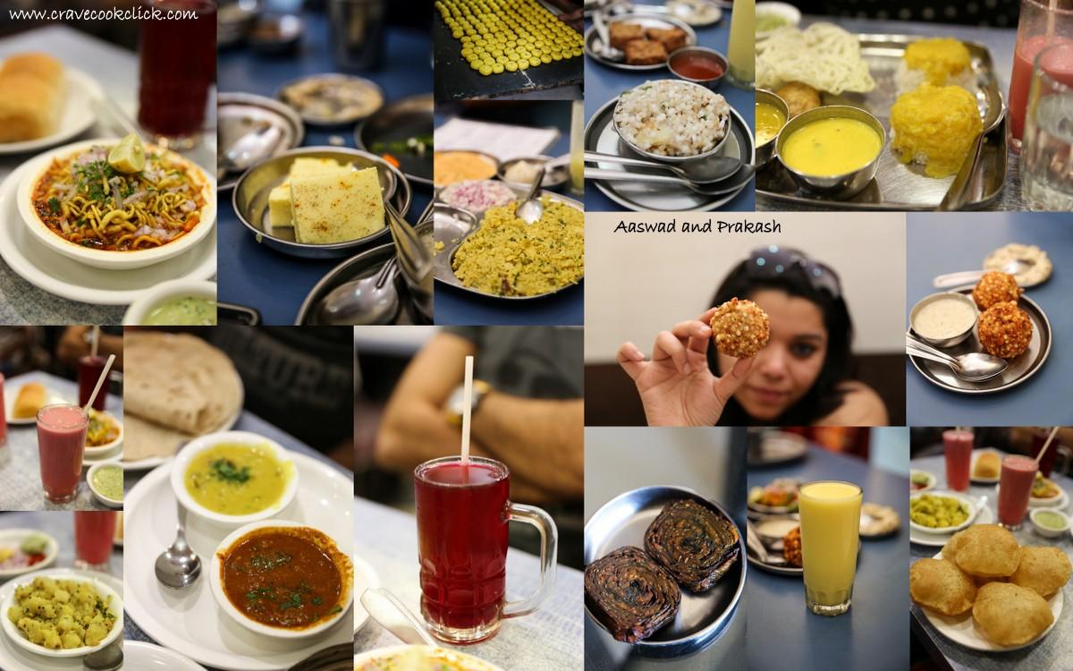aaswad and Prakash hotel in Mumbai