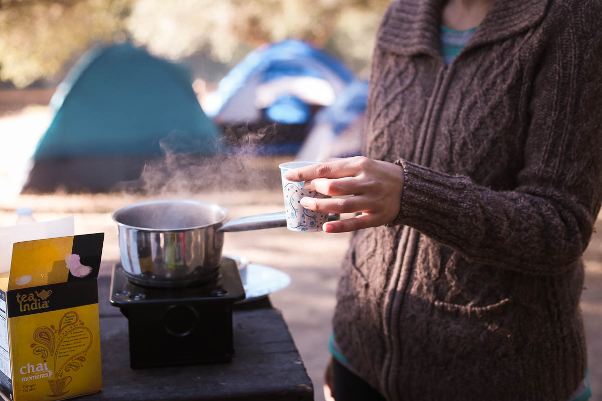 3 Arroyo Seco Camping