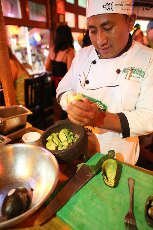 Carlos & Charlie Guacamole Recipe