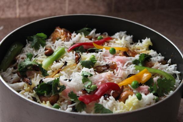 Paneer Biryani Recipe