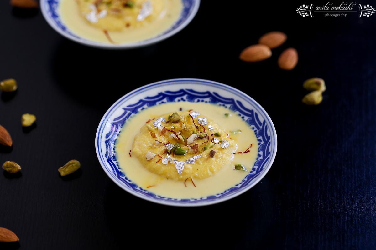 Instant Rasmalai Recipe