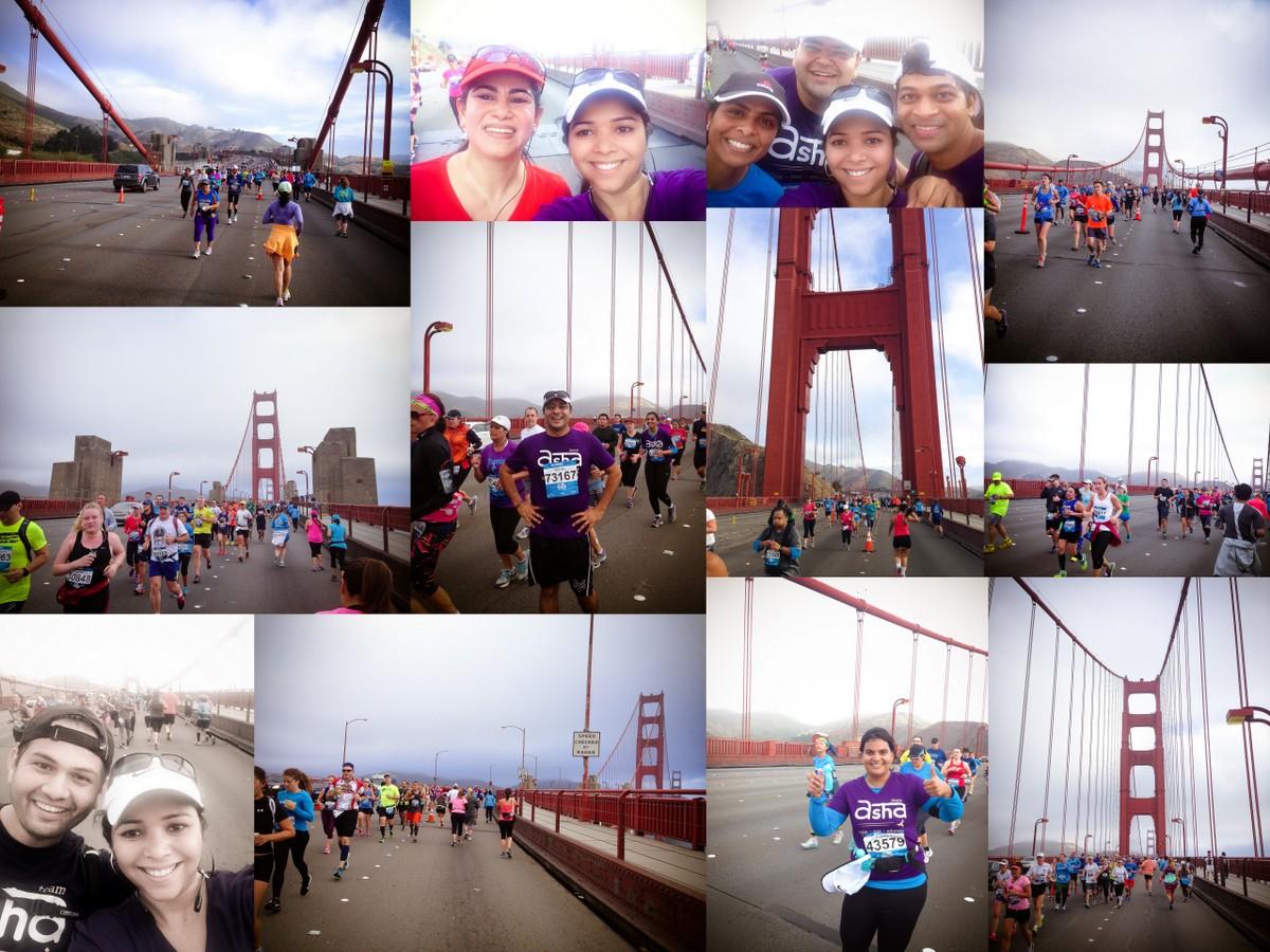 34 The San Francisco Marathon 2014