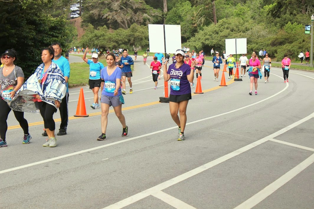 35 The San Francisco Marathon 2014