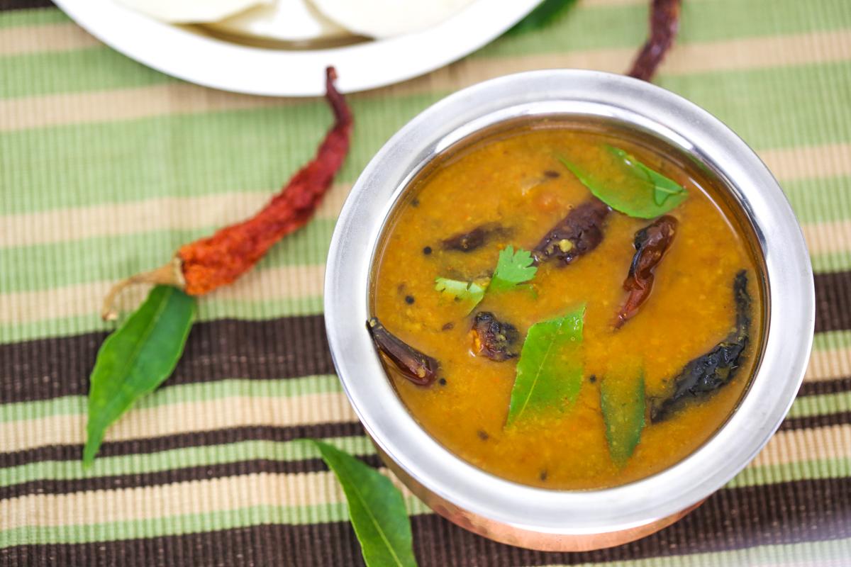 Idli Sambar Recipe-How to make idli sambar