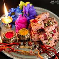 Rose Kalakand Recipe-Rakshabandhan Special