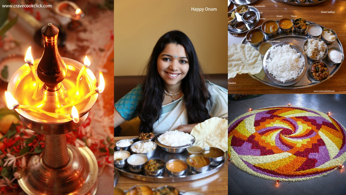 Onam Sadya Recipes-How to celebrate Onam