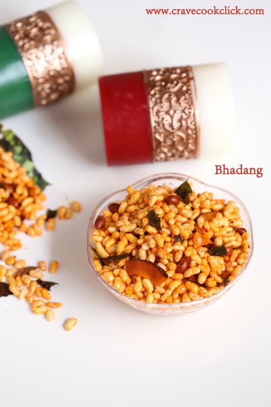 Bhadang-Diwali Delicacy