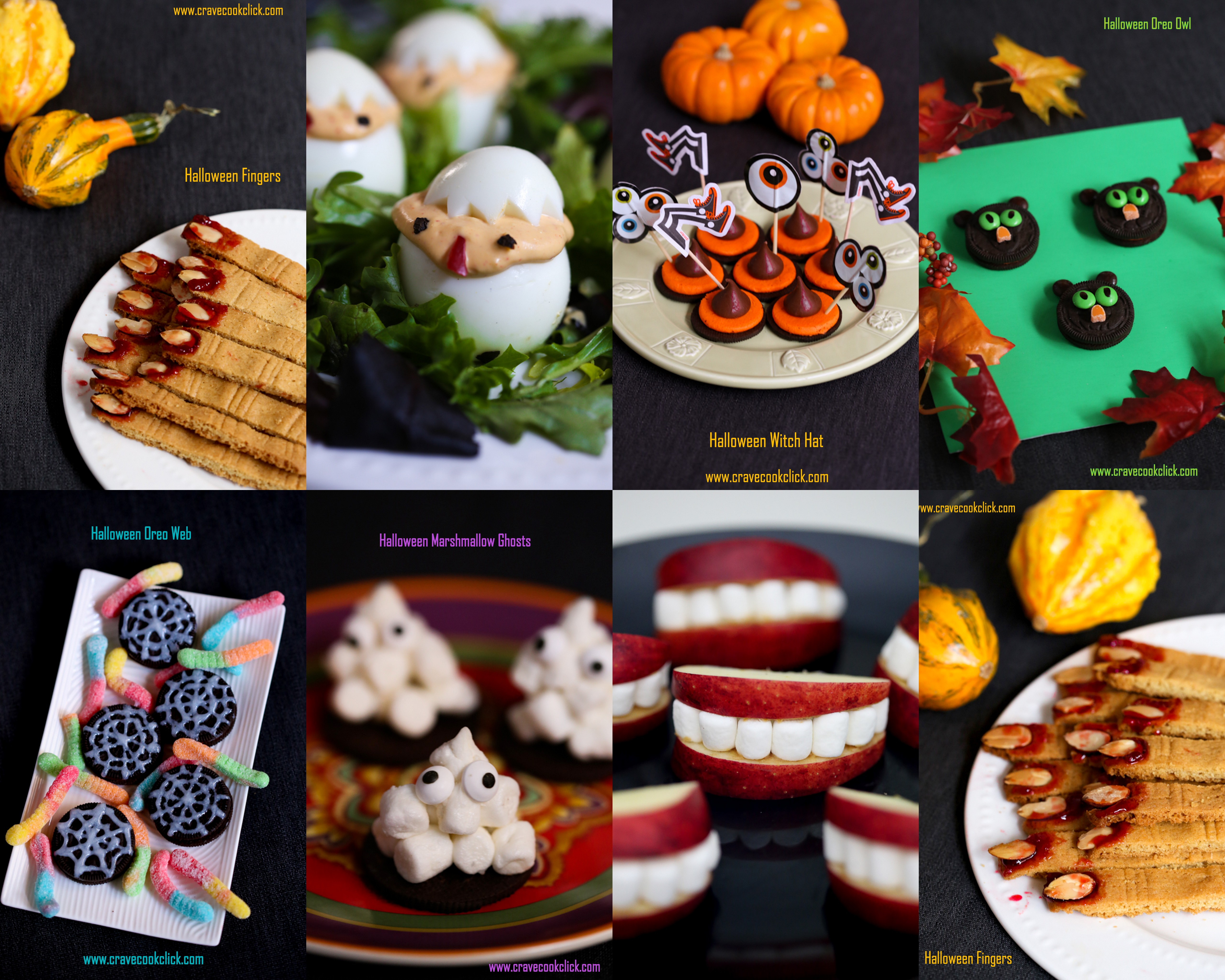 z 12 Halloween Treats