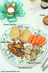 Thanksgiving Dinner 2014 Recipes