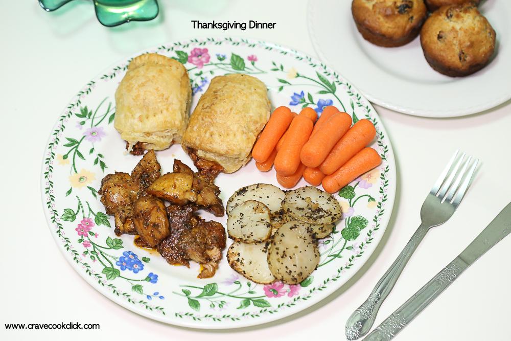 Thanksgiving Dinner 2014 Recipes
