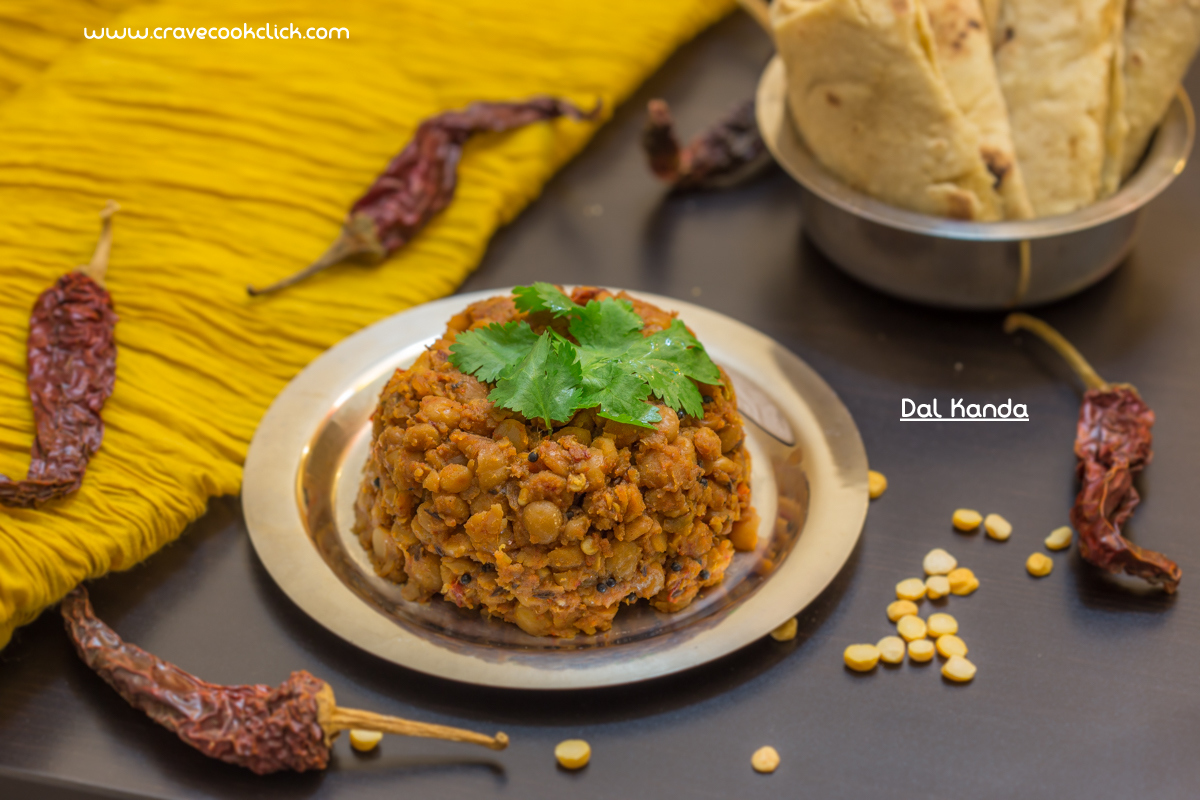 Dal kanda recipe, how to make dal recipe, maharashtrian recipes