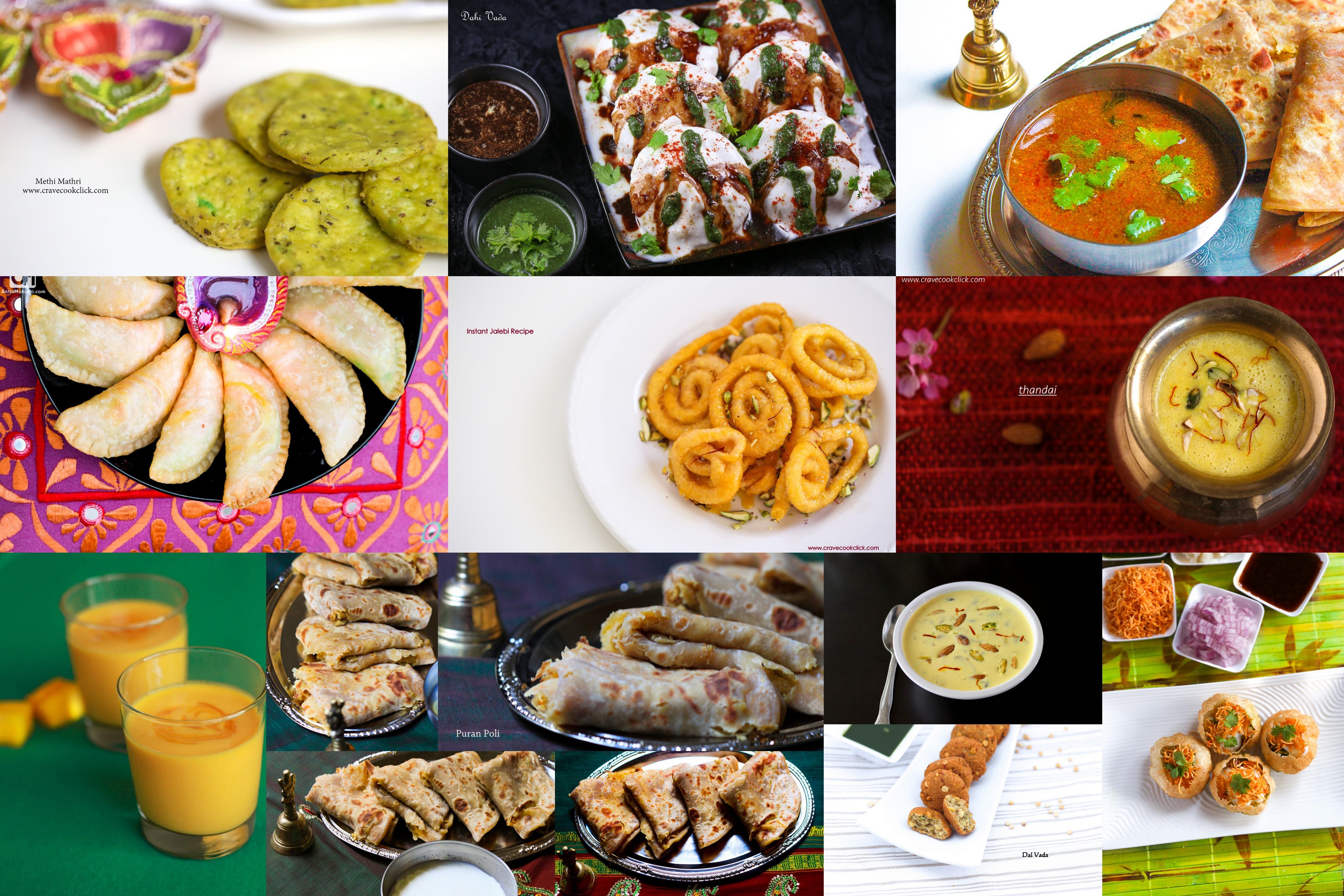 Holi Recipes Holi recipes 2015