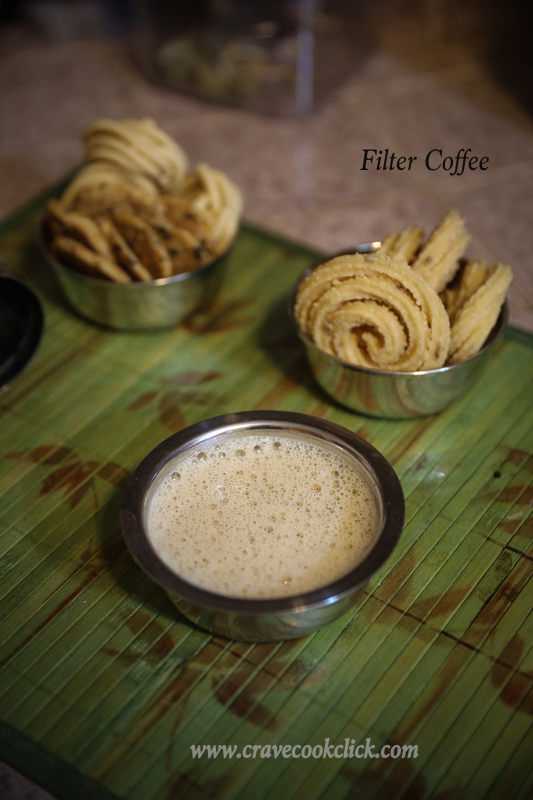 Filter coffee, how to make filter coffee