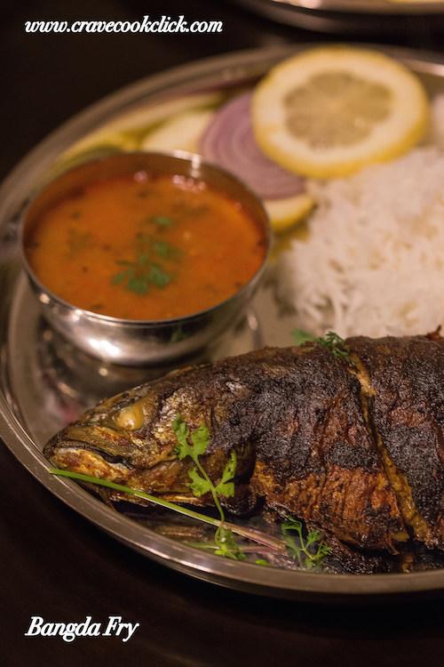 Mackerel/Bangda Fry Recipe & Guide To Choose A Fresh Fish!
