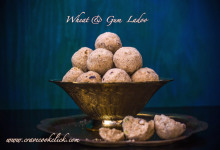 Wheat & Gum Ladoos Recipe, how to make gained laddoos, healthy laddoos