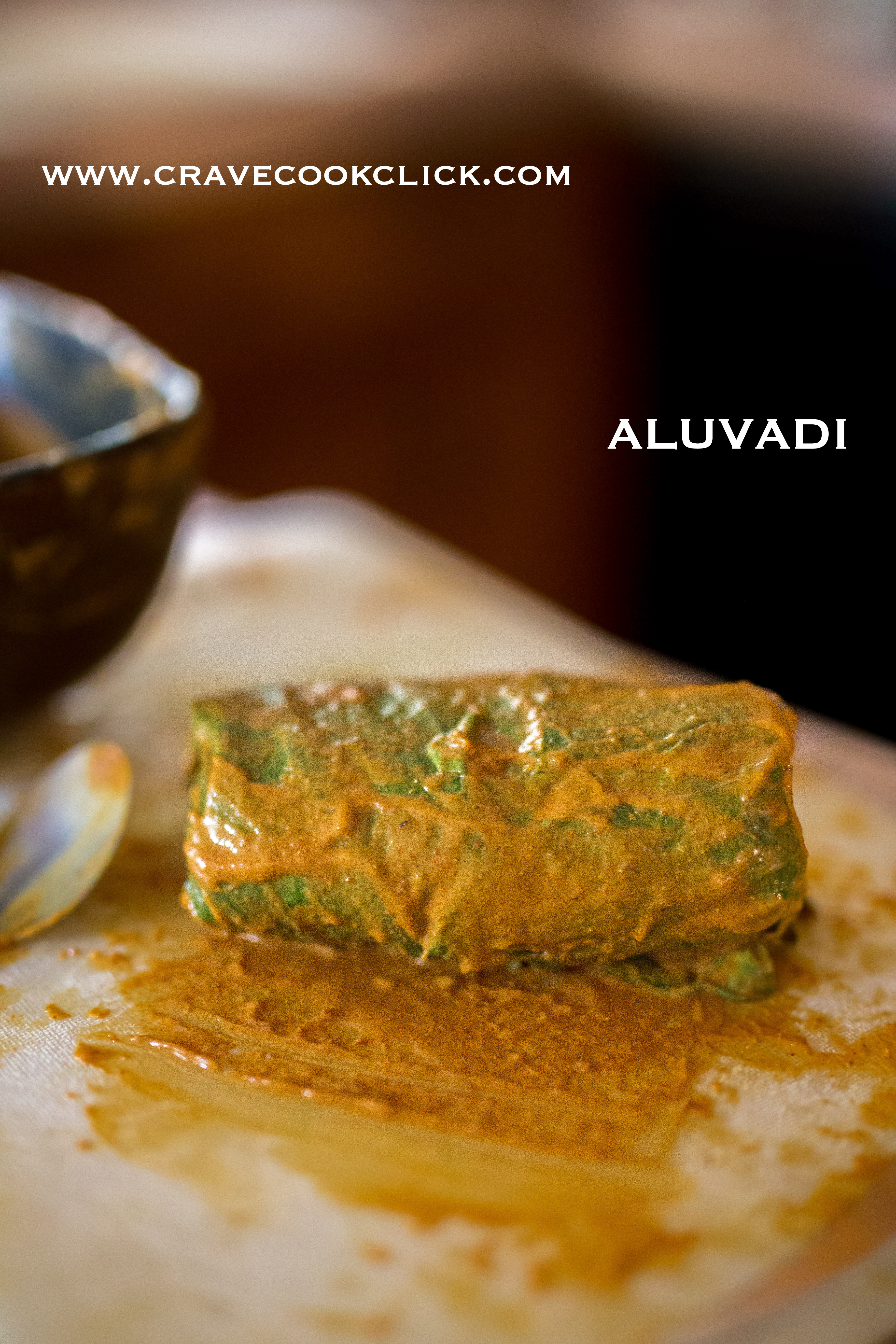 Aluvadi recipe, how to make patra