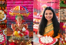 Ukadiche Modak Recipe, Gulkand Pedha Recipe, Mango Kalakand Recipe and Ganesh Utsav celebration