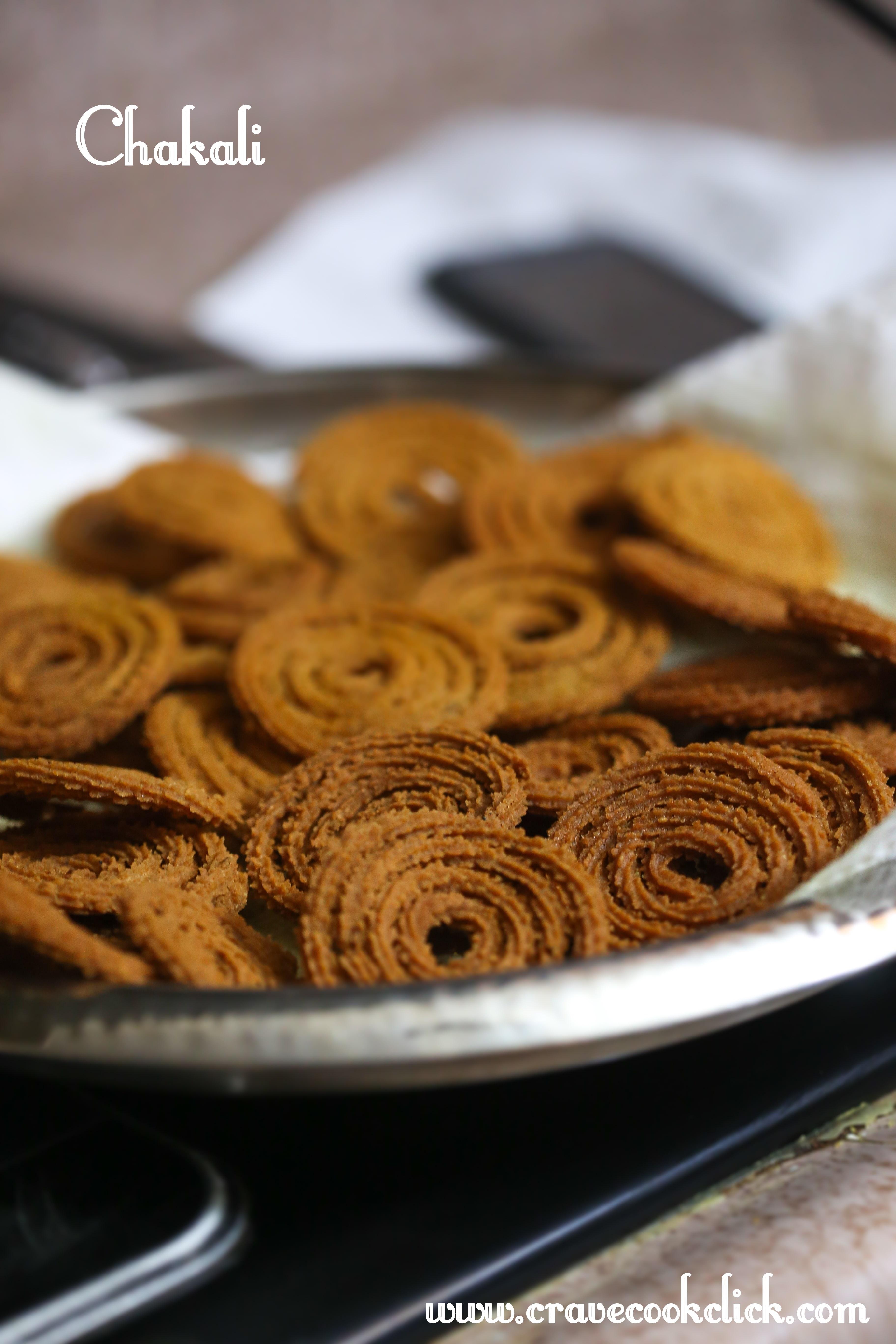 Chakali Recipe- Diwali Special Delicacy