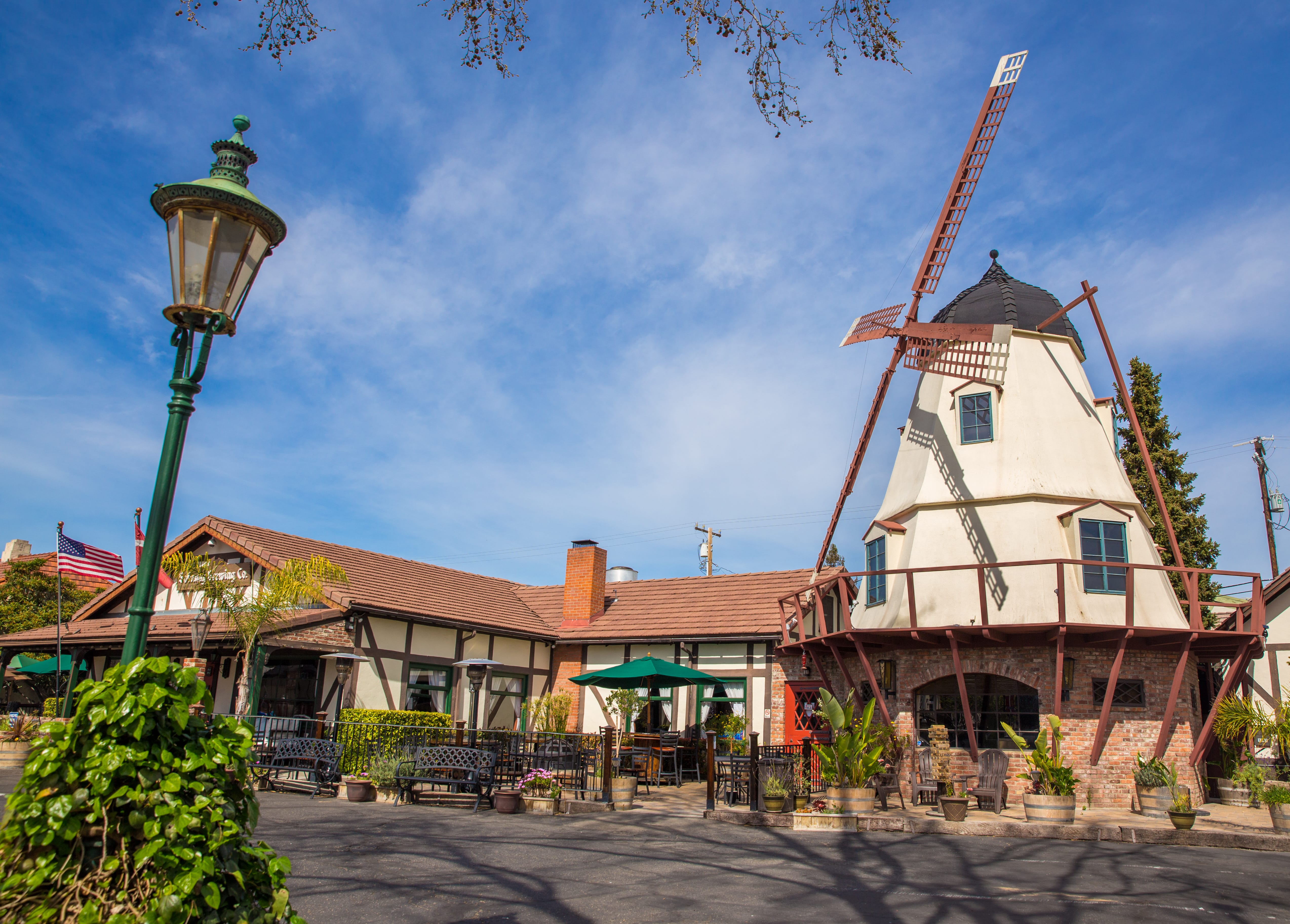 Located in Santa Barbara County and nestled in Santa Ynez Valley, you'll find a quaint city that resembles a European village