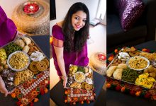 laxmipujan, sev recipe, kalakand recipe, diwali2017, diwalirecipes, diwali celebrations, saree, indian festivals, murukku recipe, chocolate barfi recipe, diwali crackers, diwali parties