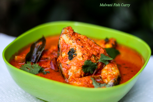 Malvani Fish Curry Recipe