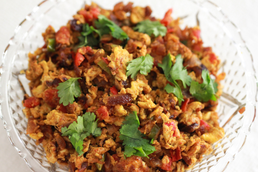 egg burji recipe/how to make egg burji