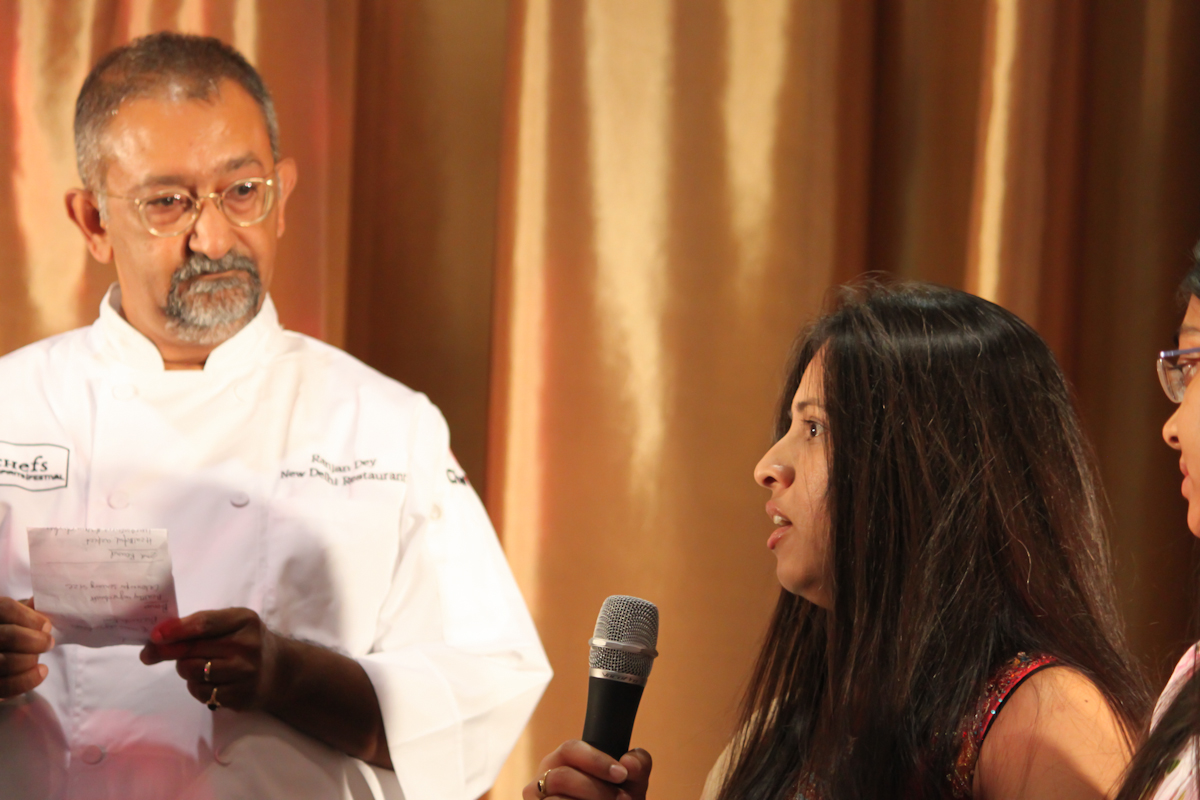IMG 0946 Star Chef Contest  WomenNow Utsav 2012