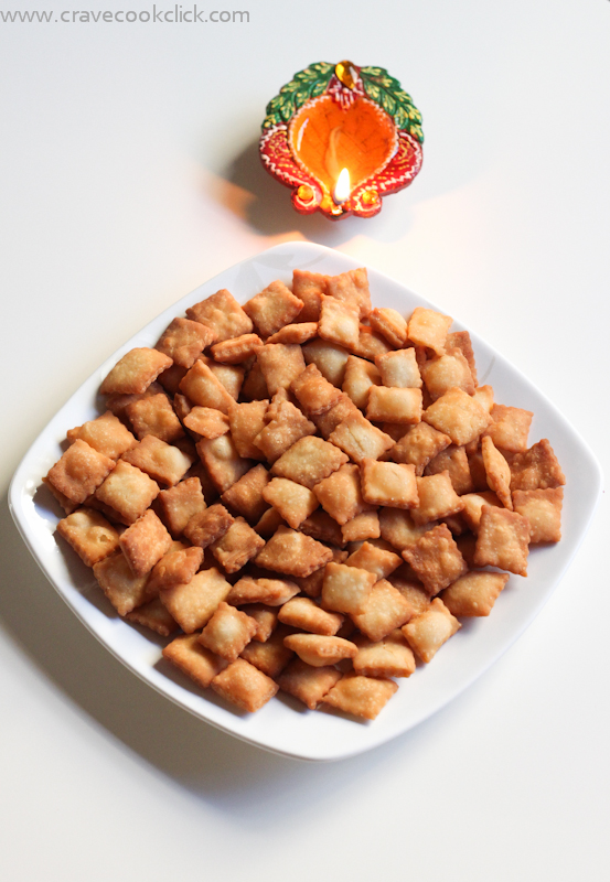 Shankarpali Recipe