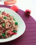 Chinese Vegetarian Fried Rice Recipe