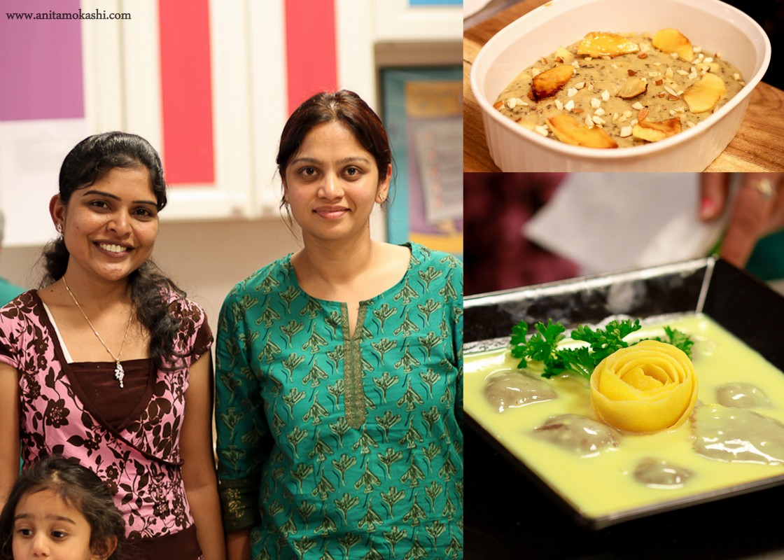 Fusion Ravioli Recipe & Fruit & Sprout Halwa Recipe