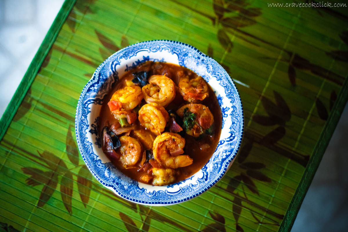 Prawns Masala Curry Recipe