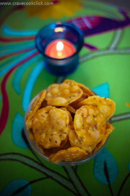 Methi Puri Recipe-Diwali Recipes