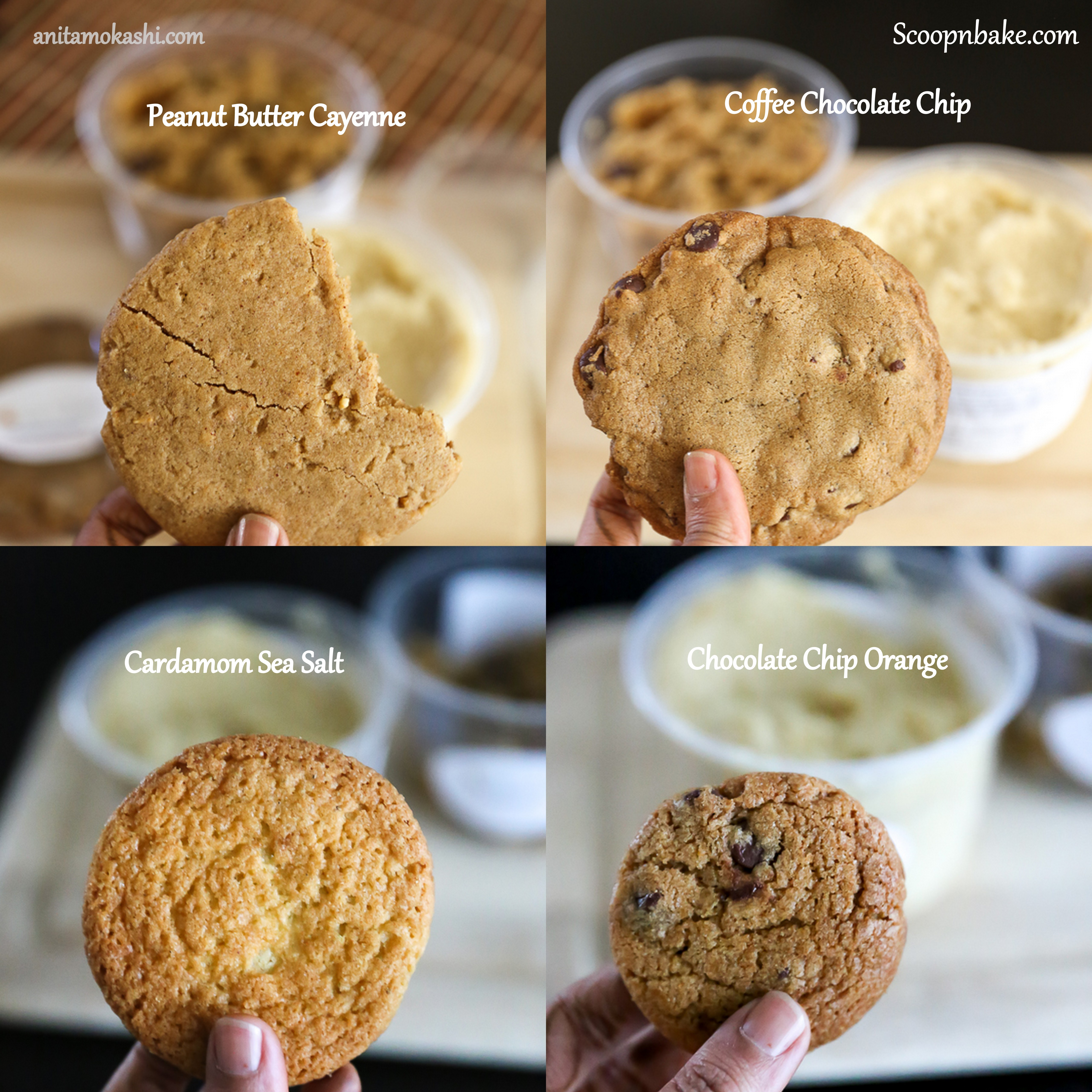 scoopnbake cookie dough